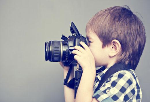 Quel appareil photo pour un enfant ?